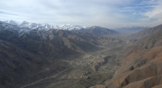 Afghanistan From the Air